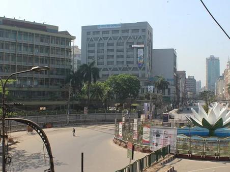 Garment factories in Bangladesh stay open despite new lockdown