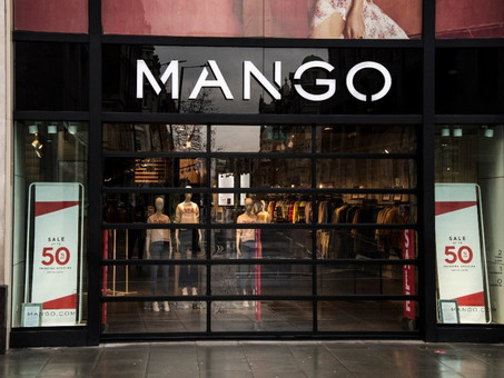 Mango's Online Sales Hit 42% of Total Turnover in 2020