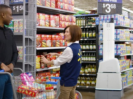 Walmart ends aisle-scanning robot contract