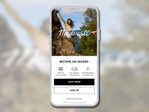 Exclusive: Madewell Launching First App