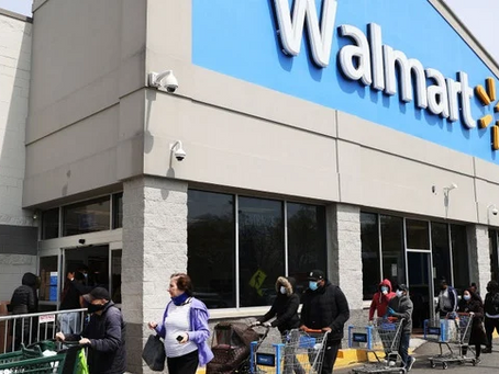 Walmart unveils 3 Black Friday sales events, early access for Walmart+ members