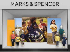 Marks & Spencer expands activewear range to menswear and kidswear