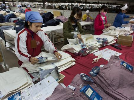 Vietnam Leapfrogs Bangladesh as World's No. 2 Apparel Exporter