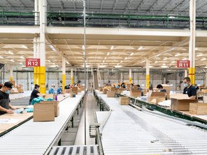 The Gap to open 140m dollar distribution center to meet online shopping demand