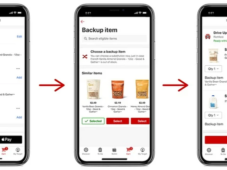 Target adds new features to same-day services