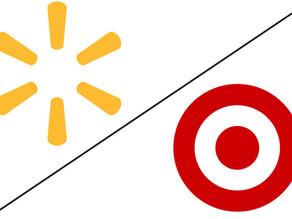 Walmart and Target Push Essential Advantage