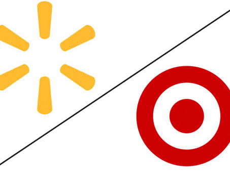 Walmart and Target Push Essential Advantage