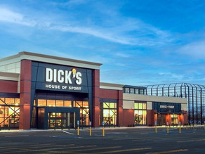Dick's sales surge 119% as it invests in stores, private labels