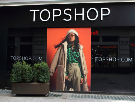 Asos Deal Strips Stores from Topman, Topshop