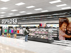 Sephora plans 260-store expansion through Kohl's, owned stores