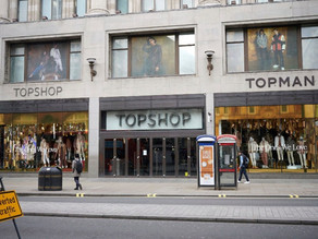 Next-Led Consortium in the Running for Bankrupt Topshop Owner