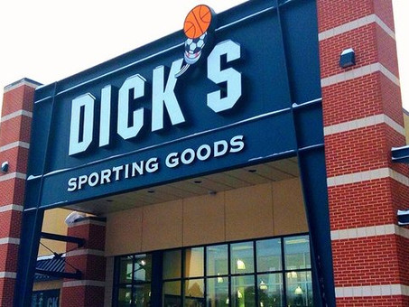 Dick's sales spiked 10% last year, but the retailer warns of possible slowdown