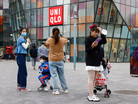 'Crimes Against Humanity': Uniqlo, Zara Probed Over Xinjiang Forced Labor