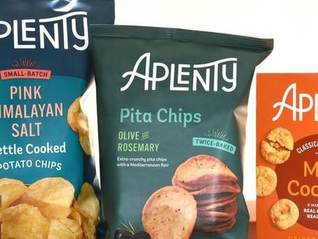 Amazon unveils Aplenty, its newest private label food brand