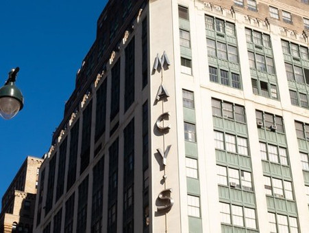 S&P turns positive on Macy's as apparel, economy gain steam