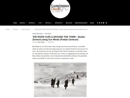 First review 'Buiten zinnen / Losing Our Minds'