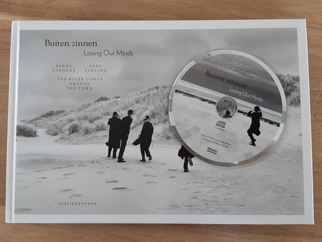 Book & album 'Buiten zinnen / Losing Our Minds' out now!