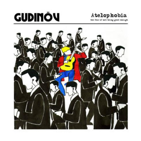 Gudinöv - Athelophobia (CD)