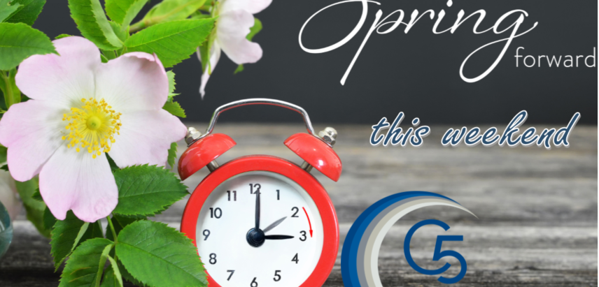 Remember to Spring Forward March 7 Before Bed