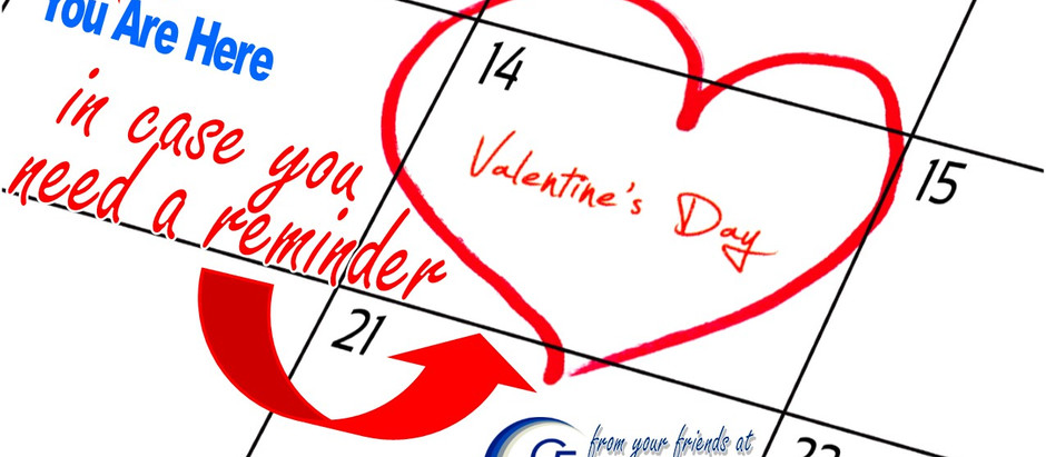 Heads Up! Valentines is Almost Here!