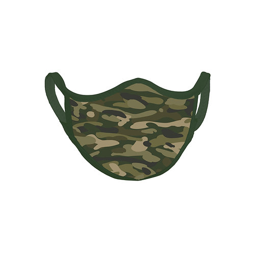 FaceItMasks | Camo face mask