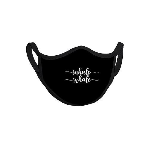 FaceItMasks | Inhale Exhale face mask