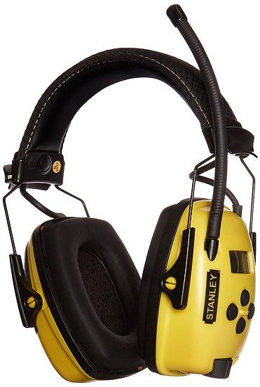 Stanley AM/FM MP3 Earmuff