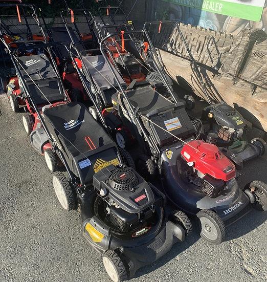 Various USED mowers!