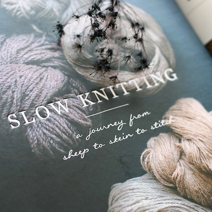 Slow Knitting (Thiessen)