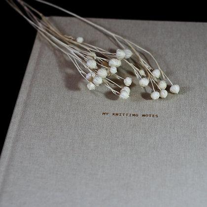 My Knitting Notes (Laine Publishing)