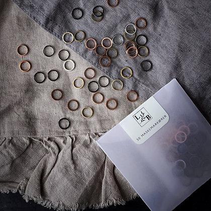 Refill små maskemarkører (50 stk)