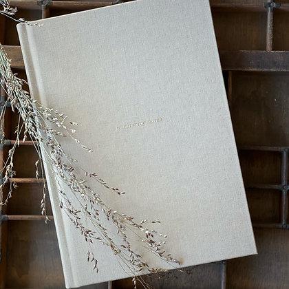 My Knitting Notes Natur (Laine Publishing)