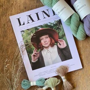 Nytt nummer av Laine Magazine