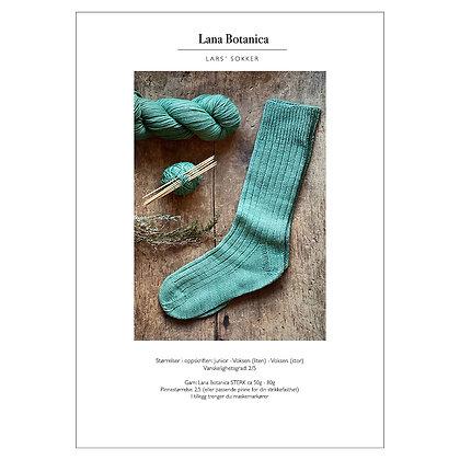 Oppskrift: Lars´ sokker