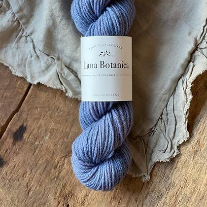 REN (tykk) 50g blåtre+indigo