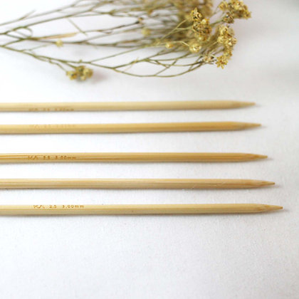 SeeKnit settpinner 15cm 3,0 (5stk)