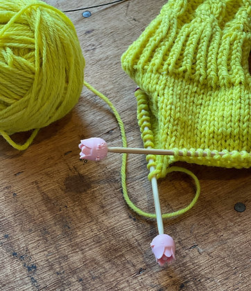 Pinnebeskyttere rosa (pinne 2,0-4,5)