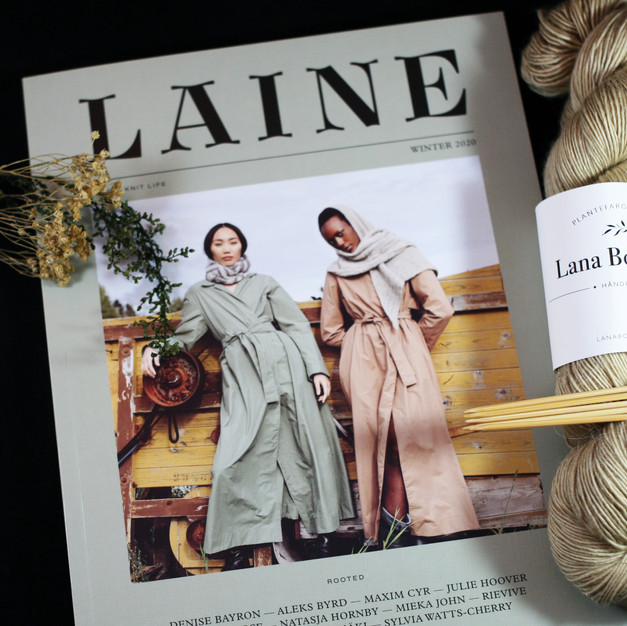 Laine Magazine No.10