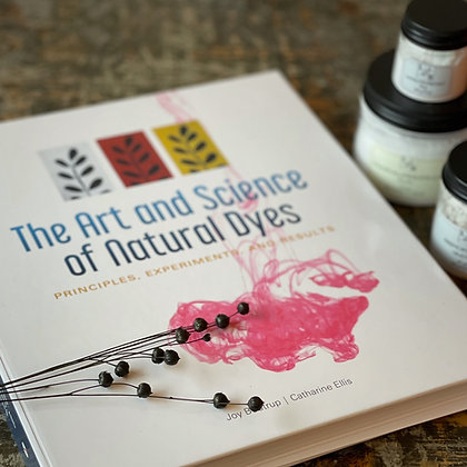 The Art and Science of Natural Dyes (Boutrup & Ellis)