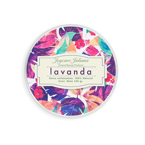 Exfoliante de Lavanda