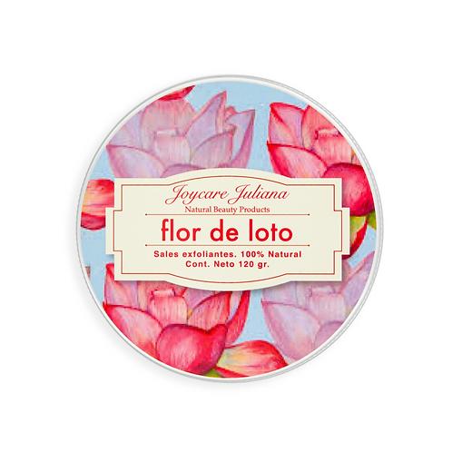 Exfoliante de Flor de Loto