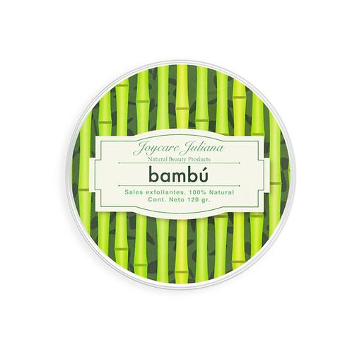 Exfoliante de Bambú