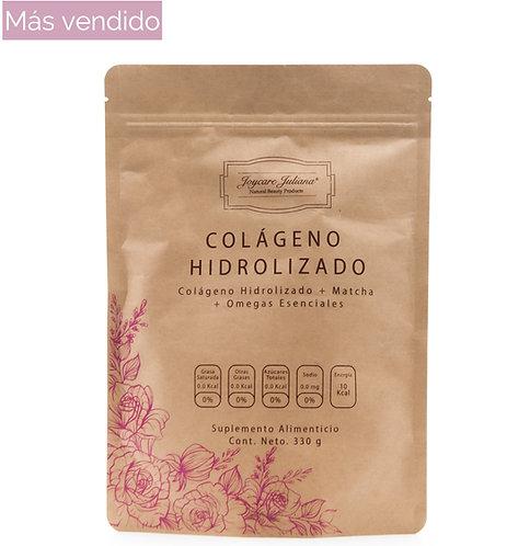 Colágeno Hidrolizado con Matcha y Omegas Esenciales