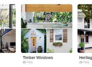 Follow Us on Pinterest!