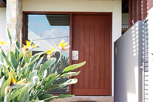 Quality Solid Timber Door