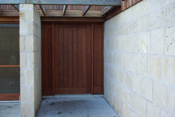 Quality Timber Door
