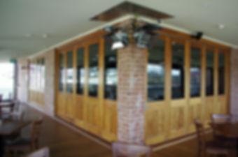 timber sash