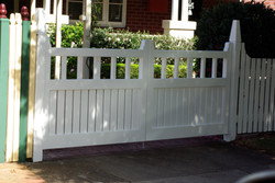 Quality Timber Gate