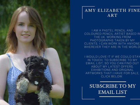 Pet Portrait Artist Near Me- Why it might be a good idea to commission a local Pet Portrait Artist