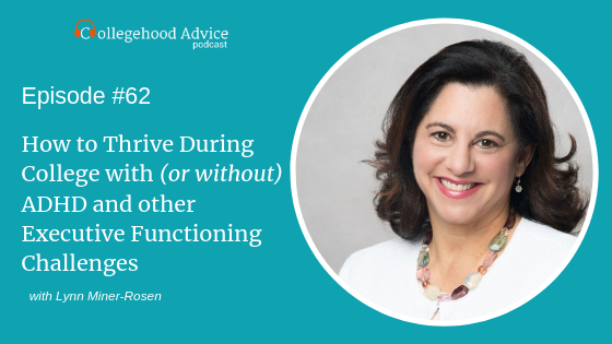 How To Deal with Executive Functioning Challenges in College